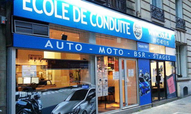 Auto moto école Soult