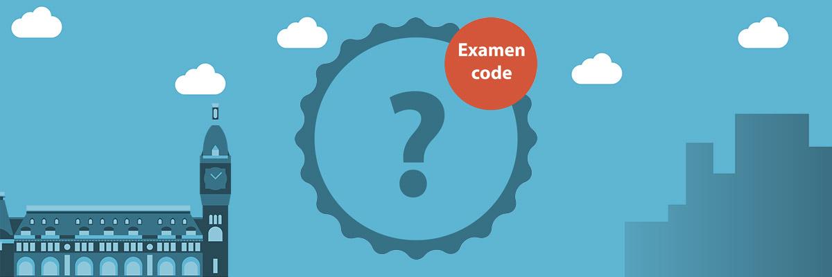Comment se déroule l'examen du code ?