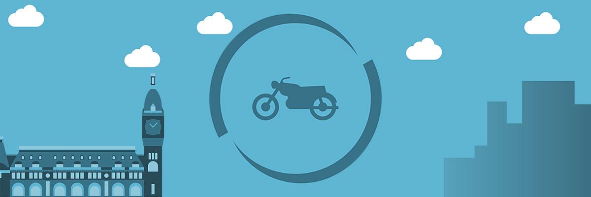 Le Permis moto A